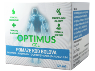 Optimus Gel za zglobove i kosti